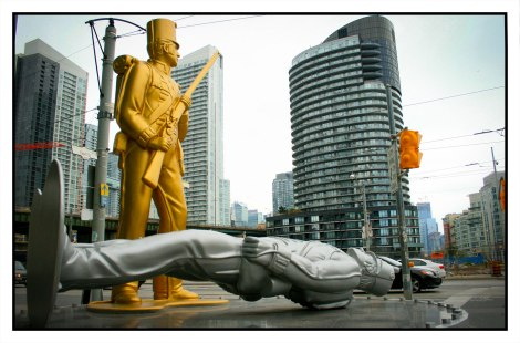 Copyright 2016, Public Art of Toronto. All rights reserved.