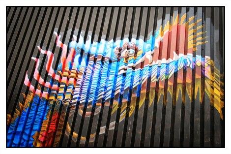 Dragon Mural, 2016