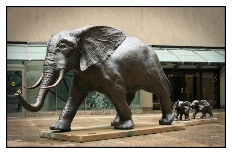 Tembo, Mother of Elephants, 2002