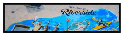 Riverside Sports Legacy Mural - Monica Wickeler, 2015