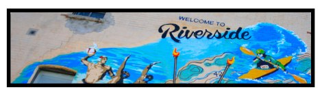 Riverside Sports Legacy Mural - Monica Wickeler, 2015