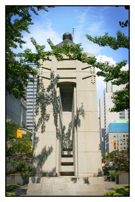 Adam Beck Memorial, Emanuel Hahn - 1934