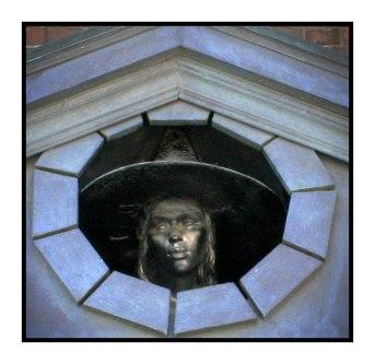 The Magic Building Pediment, Artist Unknown, Date Unkinown