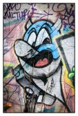 West Toronto Railpath Graffiti, Artist Unknown - 2009 (?)